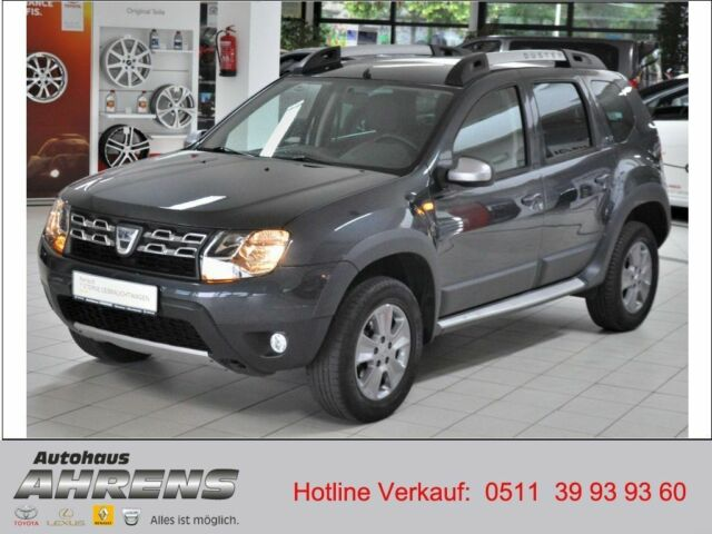 dacia duster tce 125 prestige leder klima navi alu gebrauchtwagen hannover. Black Bedroom Furniture Sets. Home Design Ideas