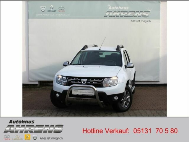 dacia duster tce 125 4x2 prestige gebrauchtwagen hannover. Black Bedroom Furniture Sets. Home Design Ideas